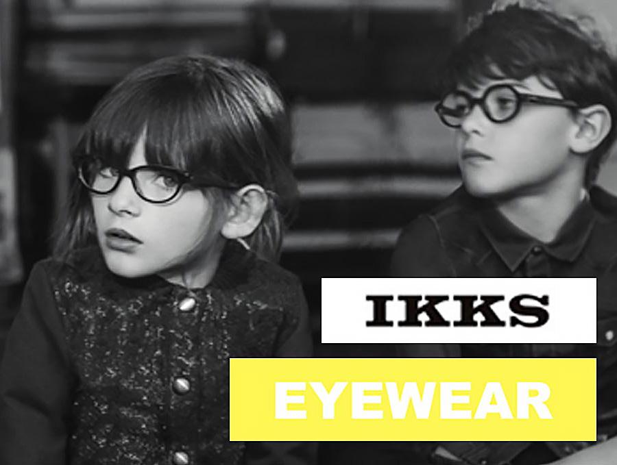 IKKS collection lunettes enfant