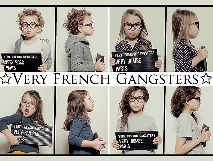 french-gangsters collection lunettes enfant