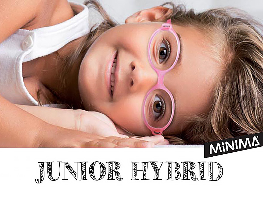 Minima junior-hybrid collection lunettes enfant