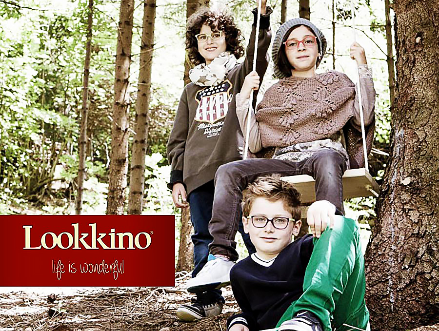 lookkino collection lunettes enfant