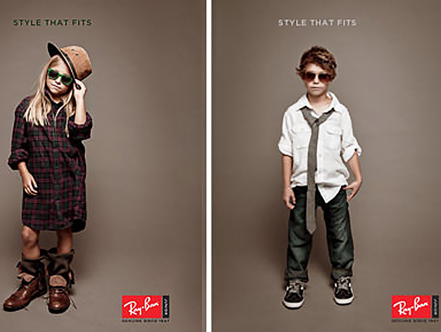 rayban collection lunettes enfant